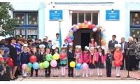 Во всех школахрайона имени Габита Мусрепова прошли торжественные линейки, посвящённые Дню знаний